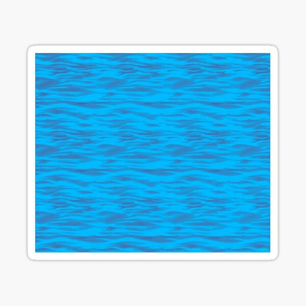 Ocean Waters Sticker