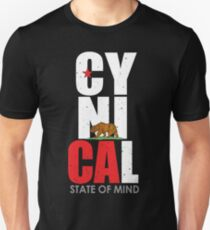 CyniCAl - white T-Shirt