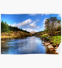 River Orchy Poster