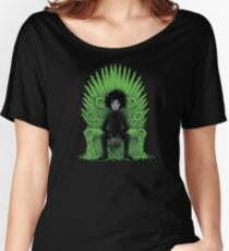 Scissors throne Women's Relaxed Fit T-Shirt