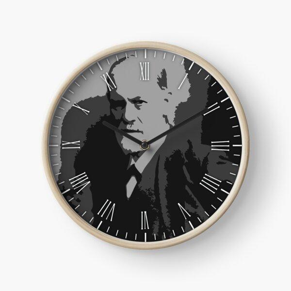 Sigmund Freud Art Clock