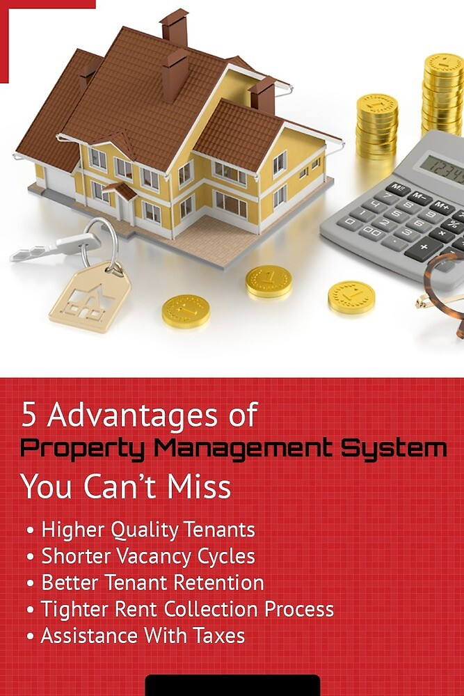 5 Advantages of Property Management System You Can't Miss by EdMooreRealty
