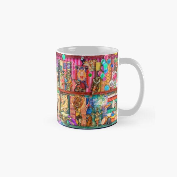 The Marvelous Circus Classic Mug