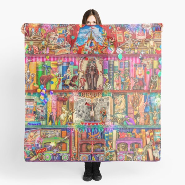 The Marvelous Circus Scarf