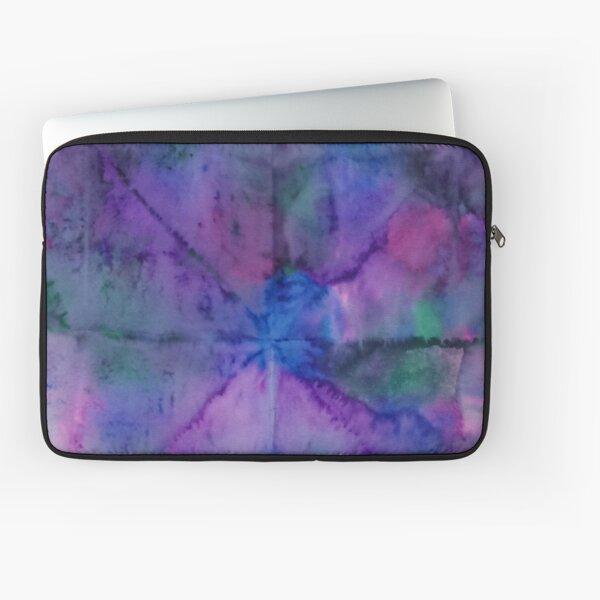 Shibori Tints Laptop Sleeve