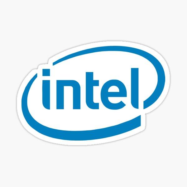 BEST TO BUY - Intel Sticker