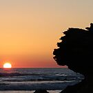 Robe West Beach Sunset by Robert Jenner
