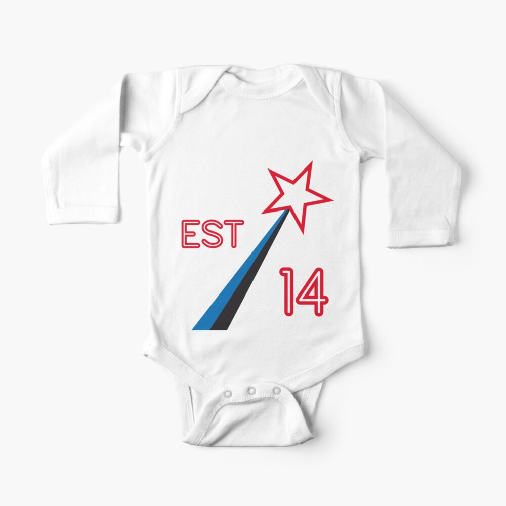 ESTONIA STAR Baby One-Piece