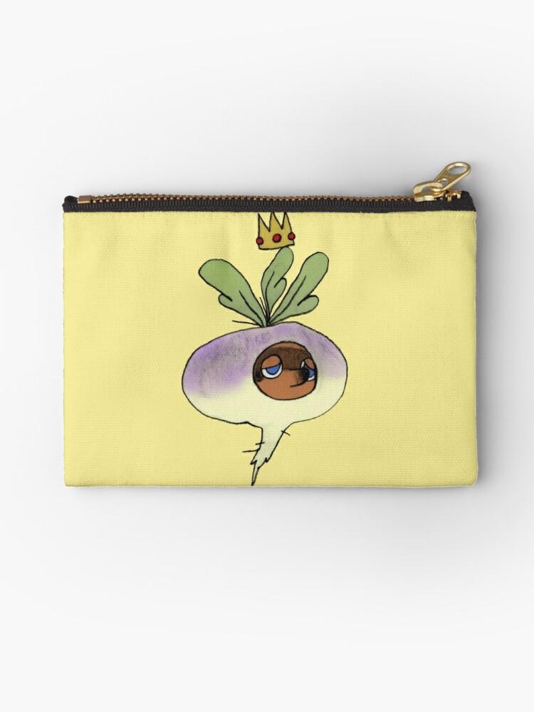 The Turnip King by slugspoon