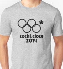Sochi Close Unisex T-Shirt