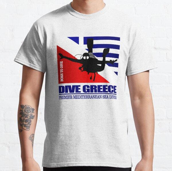 Dive greece (DF2) Classic T-Shirt