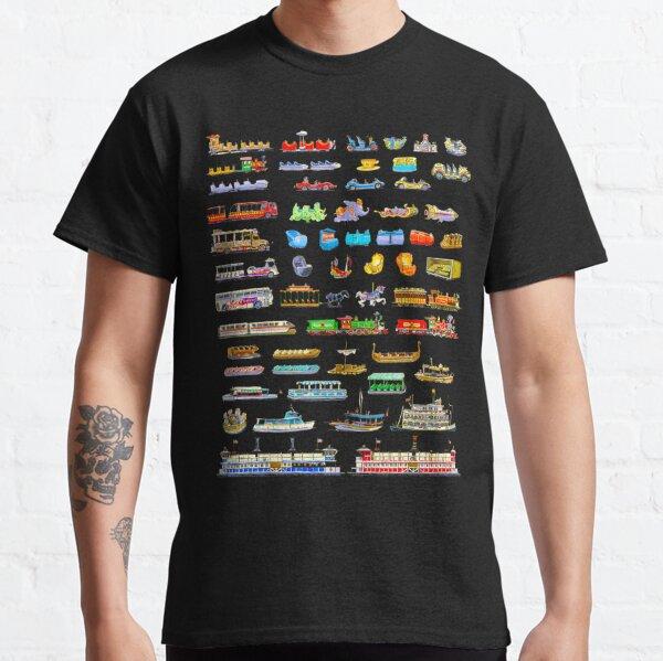 WDW RVs Camiseta clásica