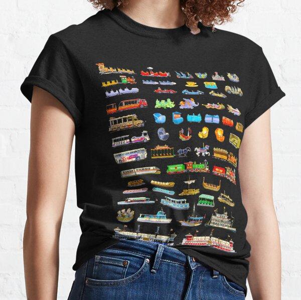 WDW RVs Classic T-Shirt