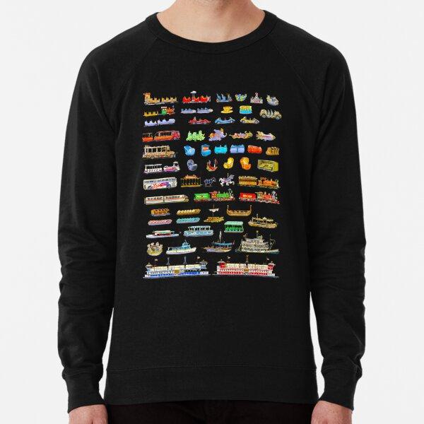 WDW RVs Lightweight Sweatshirt