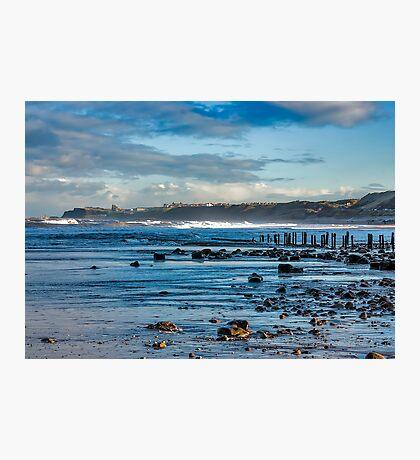 Sandsend Seascape Photographic Print