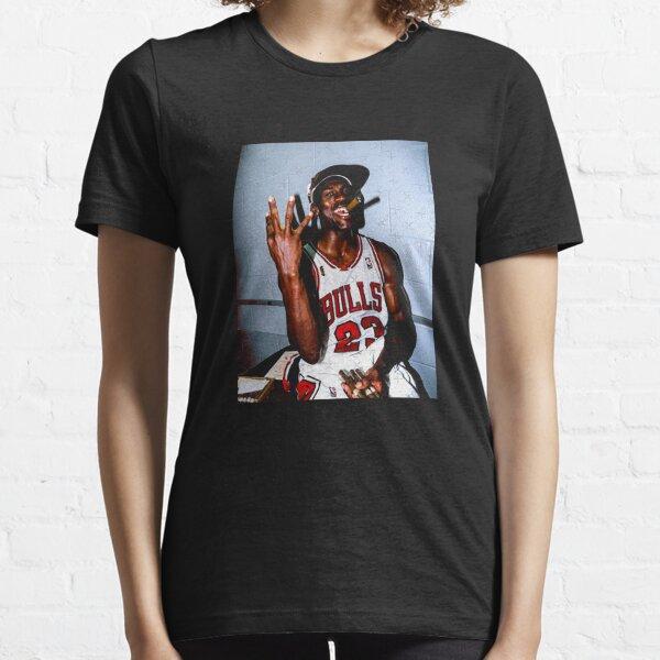 Vintage Michael Jordan Threepeat Essential T-Shirt