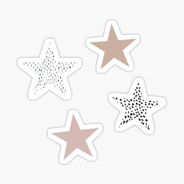 Neutral Stars Sticker