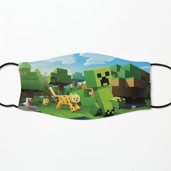 Minecraft in the Wild Kids Mask