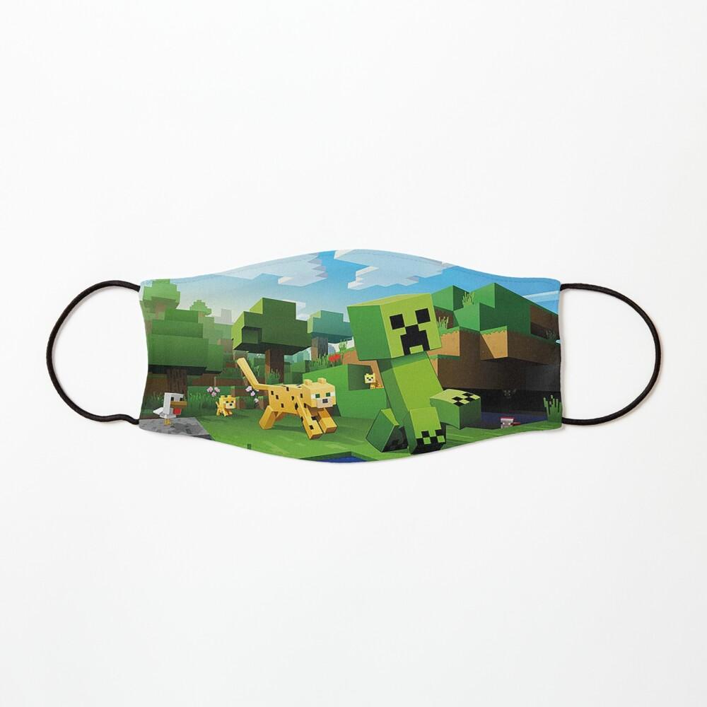 Minecraft in the Wild Mask