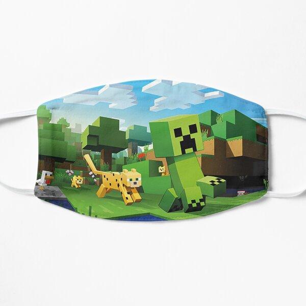 Minecraft in the Wild Flache Maske