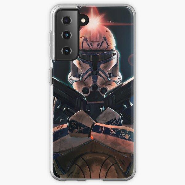 The King - Captain Freakin Rex Samsung Galaxy Soft Case