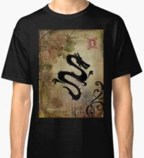 Dragons & Roses Classic T-Shirt
