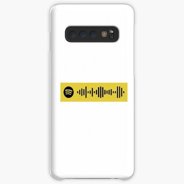 giorno's theme spotify code Samsung Galaxy Snap Case