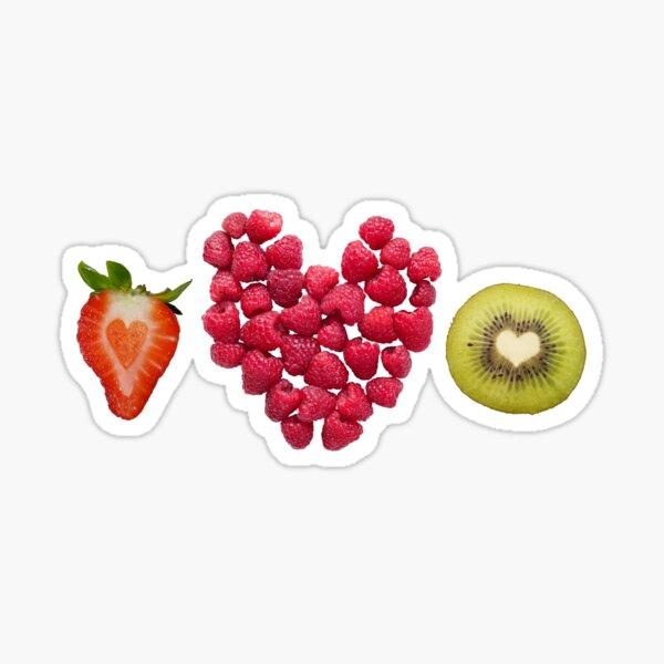 Love for Fruit Sticker