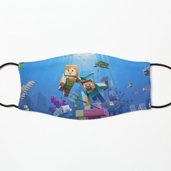 Minecraft Ocean Kids Mask