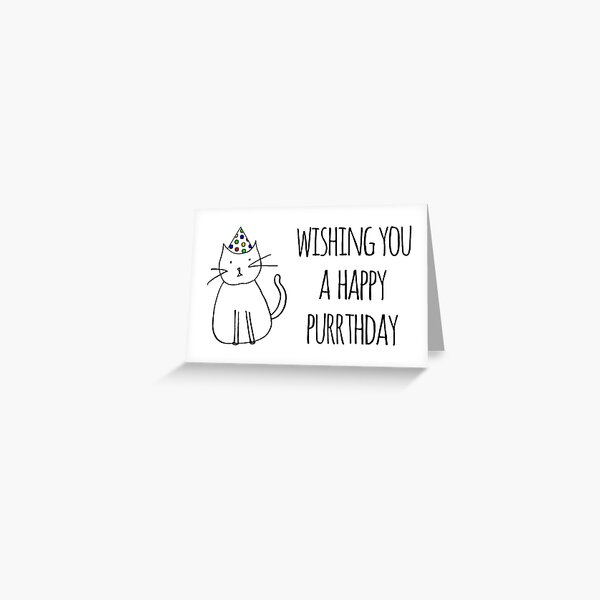 Unique BIRTHDAY THANK YOU Greeting Card 3D Birthday Funny Forest Kawaii