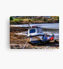 Broadford - Isle of Skye Canvas Print