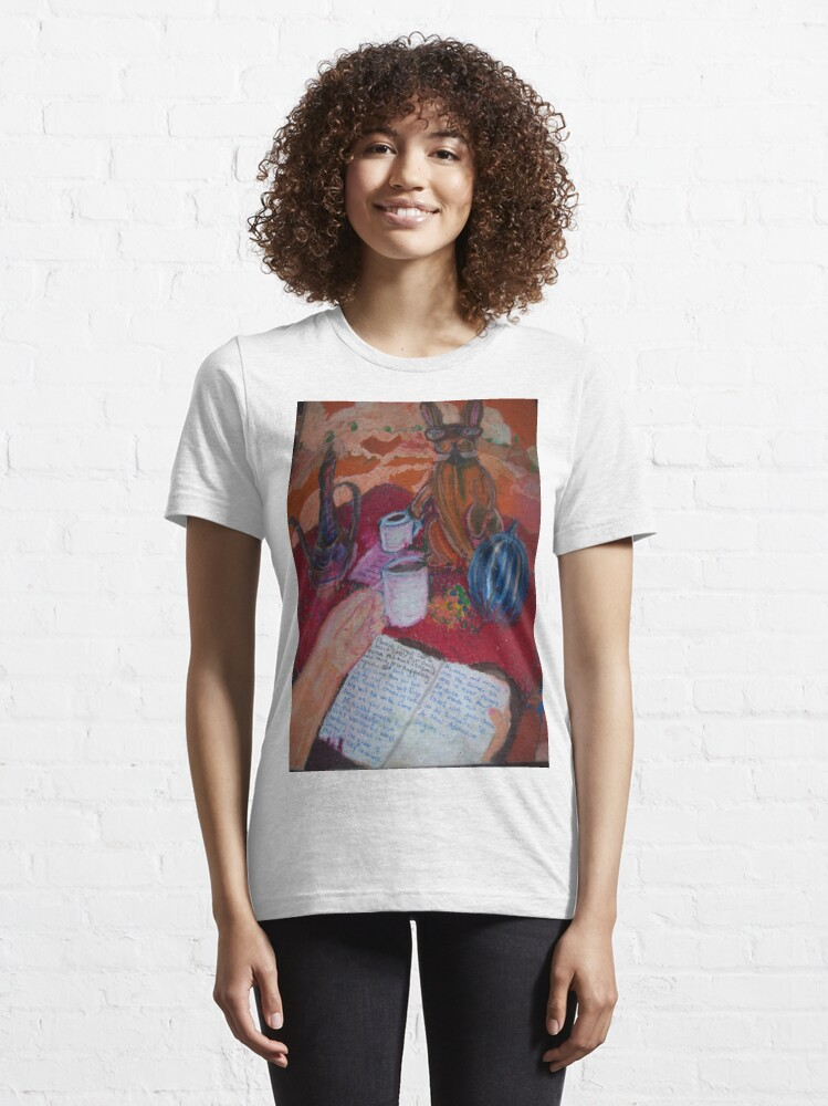 Alternate view of A Strange But Very Wonderful World Essential T-Shirt