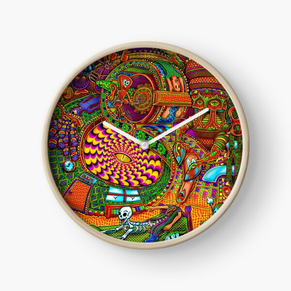 Carnival of the Abyss Clock