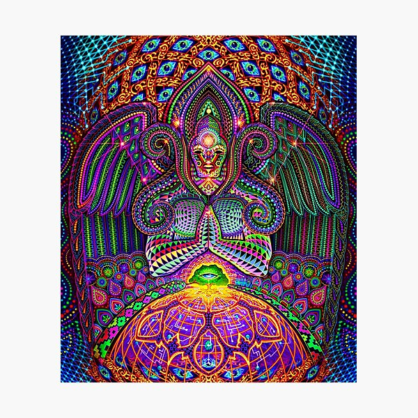 The God Source Photographic Print