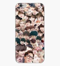 BTS/Bangtan Sonyeondan - Faces iPhone Case