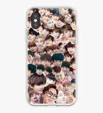 BTS/Bangtan Sonyeondan - Faces iPhone Case