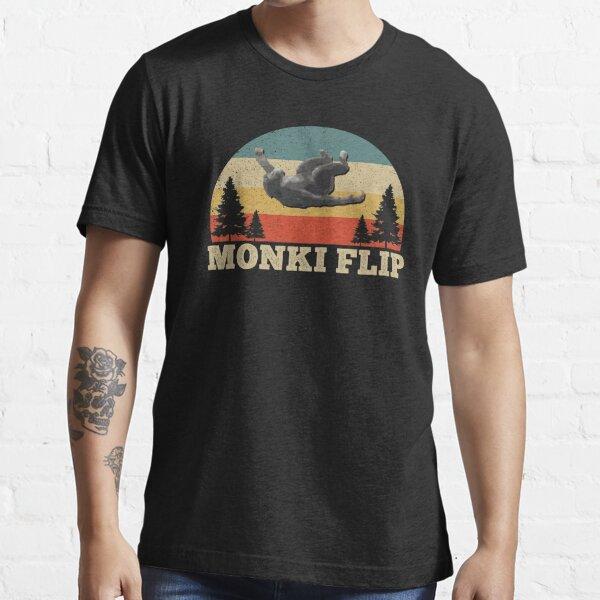 Monki Flip Vintage Essential T-Shirt