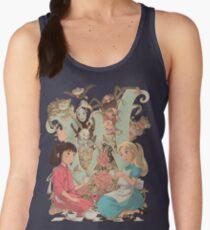 Camiseta de tirantes para mujer Wonderlands