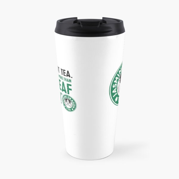 Avatar The Last Airbender Zuko Tea Quote For Tea Lovers: This Is Nothing More Than Hot Leaf Juice Travel Mug