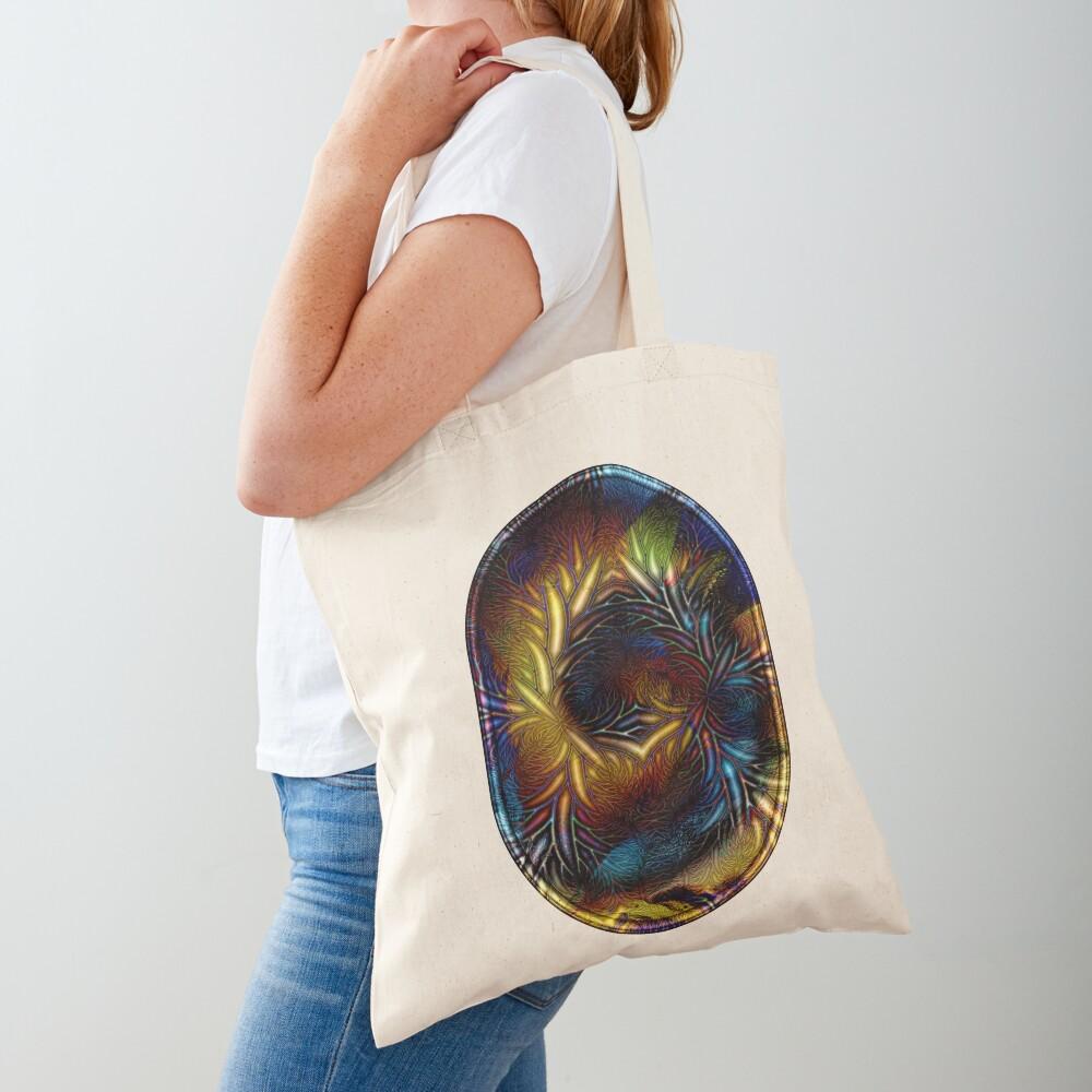Fractal Branches Tote Bag