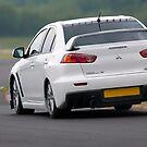 Mitsubishi Evo FQ360 by Martyn Franklin