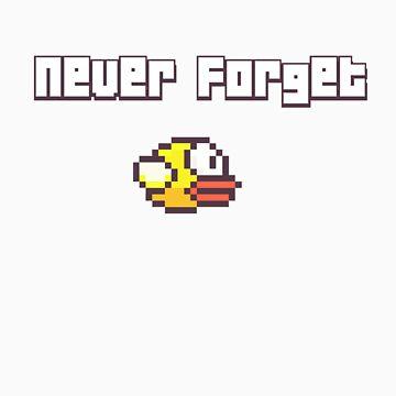 Never Forget Flappy Bird 1 by revnandi