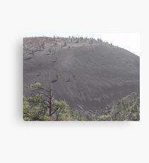 Ash Mountain Canvas Print