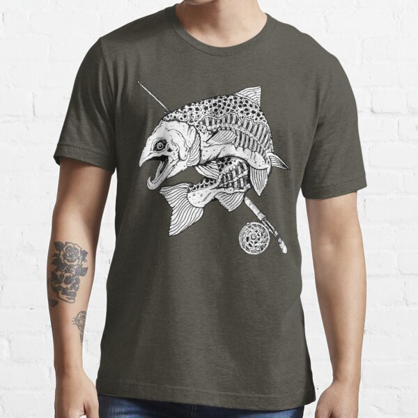 Zombie Trout Essential T-Shirt