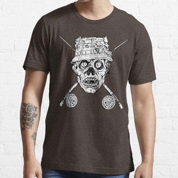 Fishing Zombie Essential T-Shirt