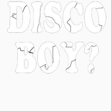 DISCOBOY?? by DISCOBOY