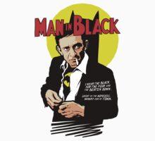 Man in Black | Unisex T-Shirt