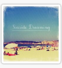 Seaside Dreaming Sticker