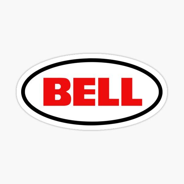 Bell Helmet Merchandise Sticker