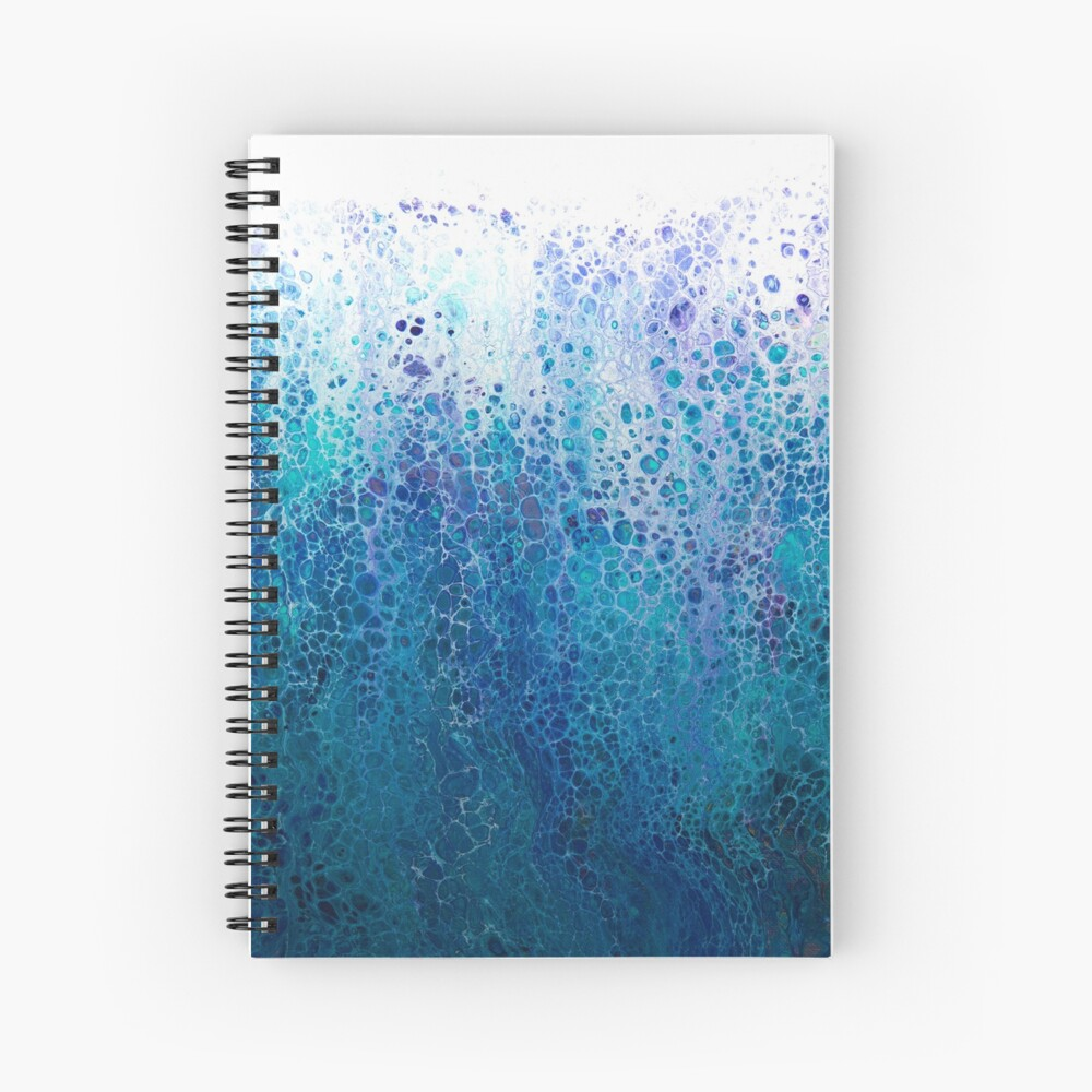 Winter's Tide Spiral Notebook